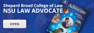 Publications: NSU Law Advocate